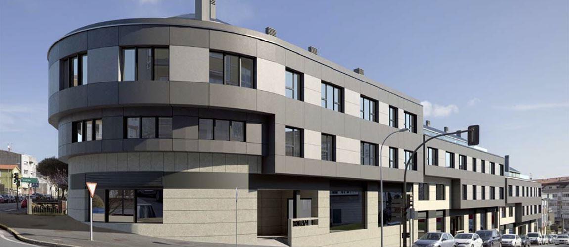 Edificio La Rotonda